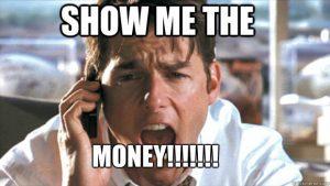 refinance to get that money
